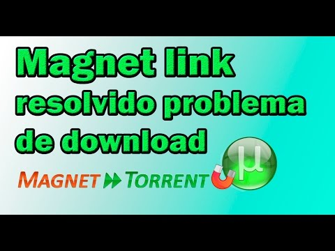 how to use magnet links utorrent