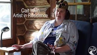 Artist in Residence – Cait Irwin