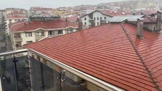 Raining And Thunderstorms in Turkey | May 2020
