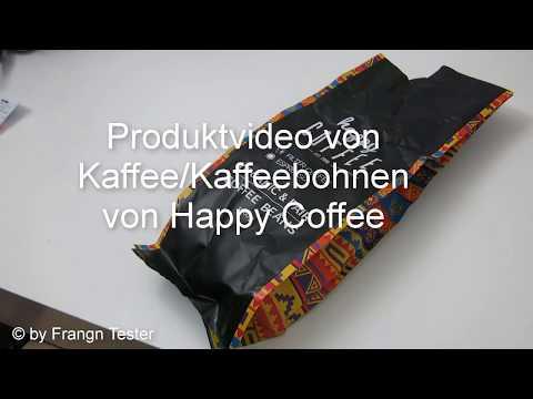 1kg Fair-Trade Kaffeebohnen - von HappyCoffee