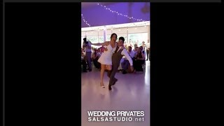 Check out my AWESOME students and their Wedding Dance