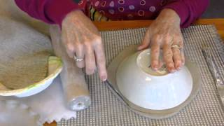 Make A Ceramic Bowl Step 1