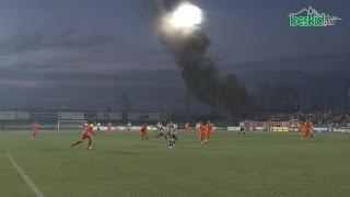preview picture of video 'Sandecja Nowy Sącz - KGHM Zagłębie Lubin (0-5)'
