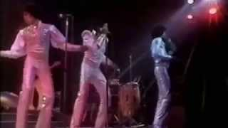 The Jacksons- Let me show you the way to go Live in London (1979)
