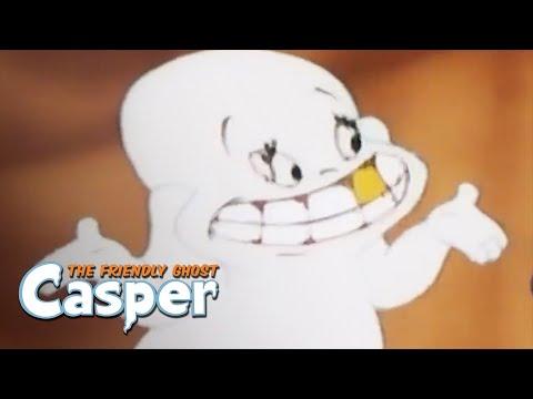 Casper Classics | Ice Scream  | Casper The Ghost Full Episode | Kids Movies | Videos For Kids