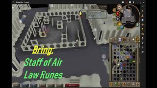 Beginner's Guide to the Mage Training Arena [OSRS] - Самые