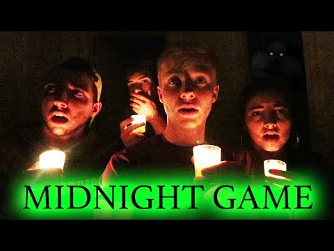 A Compilation of Everything Horror - The Midnight Man (Game