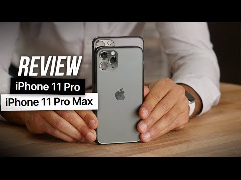 External Review Video nTNIWDpMrKc for Apple iPhone 11 Pro & iPhone 11 Pro Max Smartphone