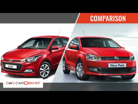 Hyundai Elite i20 Vs VW Polo | Comparison Story | CarDekho.com