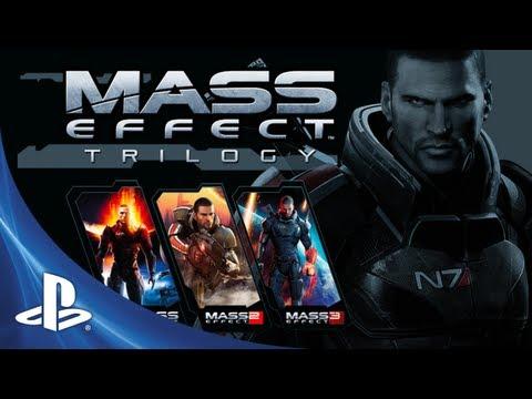 Mass Effect 1 se na PS3 moc nepovedl