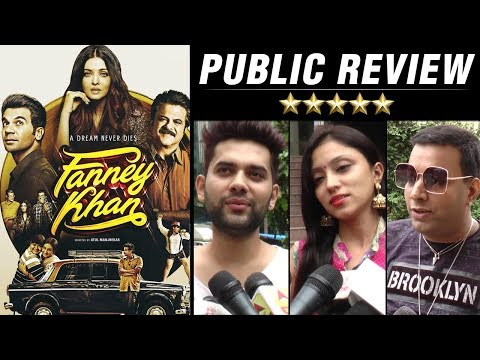 Fanney Khan PUBLIC REVIEW | First Day First Show |