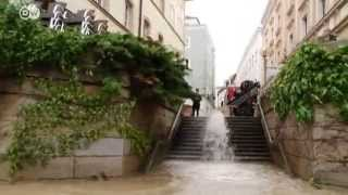 preview picture of video 'Passau nach der Flut | Journal Reporter'