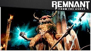 Remnant: From the Ashes   Тотем, я твой отец