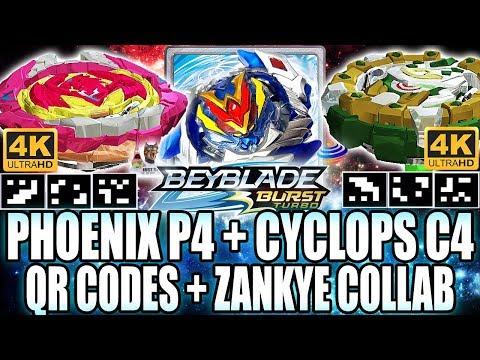 beyblade rebirth codes