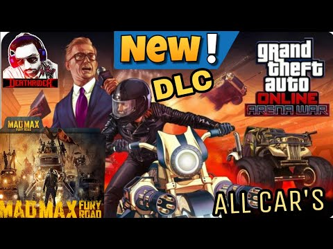 Gta 5 Online | All Vehicle's Customization's And Upgrades NEW DLC ARENA WAR [ 2019 ]