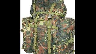 Bw Mountain Rucksack 100 liter Review
