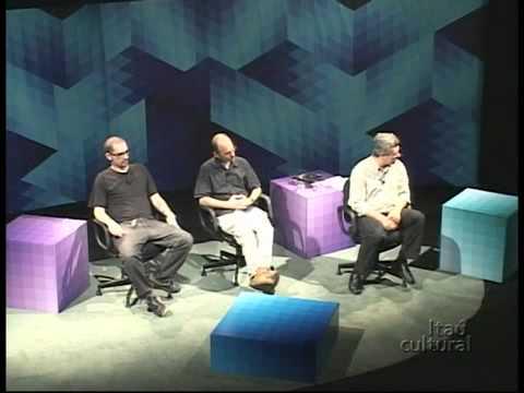 Allan Sieber e Lourenço Mutarelli - A linguagem das HQs - Jogo de Ideias (2004)