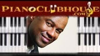 🎹  SHOULDA, WOULDA, COULDA - Brian McKnight (easy piano tutorial lesson)
