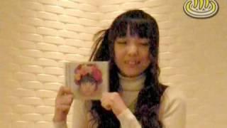 加藤英美里さんがソロアルバムをリリース。コメントを貰ったよ!