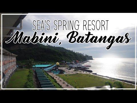 Family Outing at Sea's Spring Resort Mabini