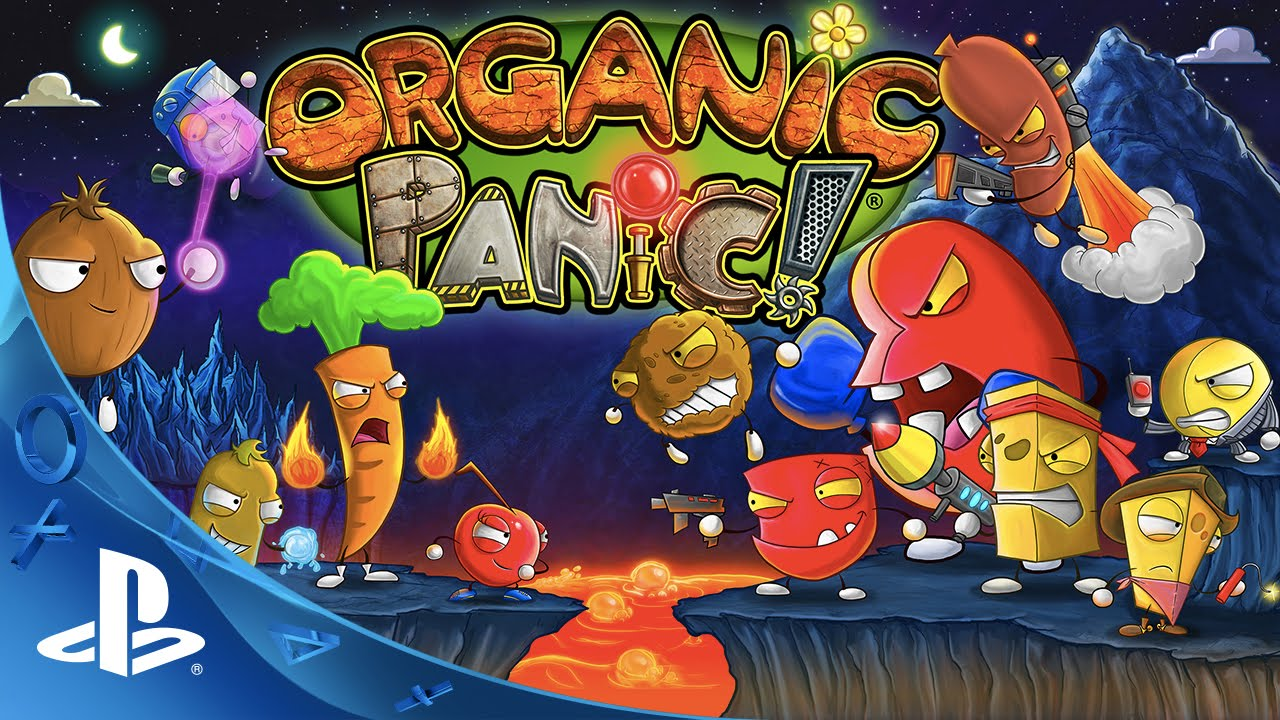 Organic Panic Comes to PS4 in March