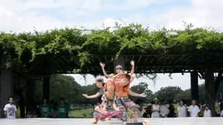 所沢ダンススタジオアンダーワールド・ダンススペースリトルJAZZクラス
