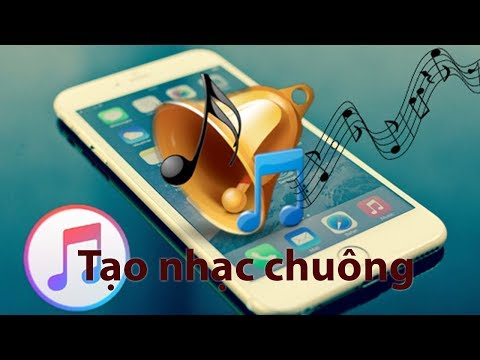 Tạo nhạc chuông cực dễ cho iPhone 2018 - Create funny ringtone for iPhone - easier than ever now!