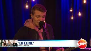 """WE THREE Performs """"Lifeline"""""""