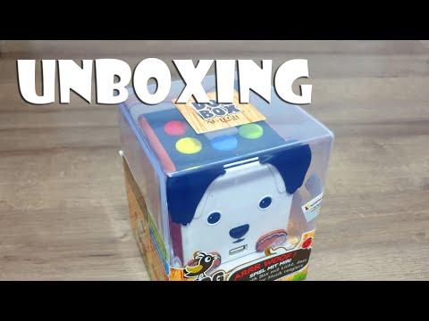 UNBOXING: DogBox X4-TECH Bobby Joey Bluetooth Lautsprecher für Kinder