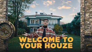 Welcome to Your Houze! | Reynmen Ofis Vlogu