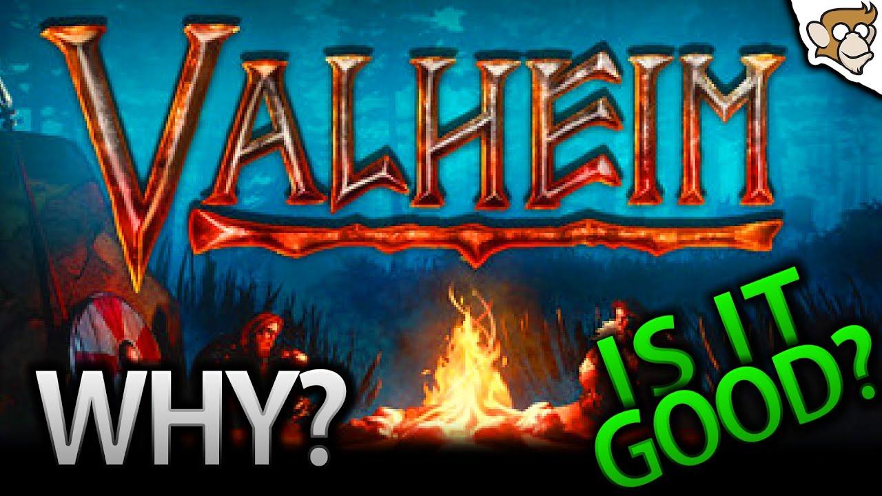 Game Dev REVIEWS Valheim #madewithunity