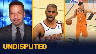 CP3 will lead the Suns to GM 5 win - Broussard | NBA | UNDISPUTED