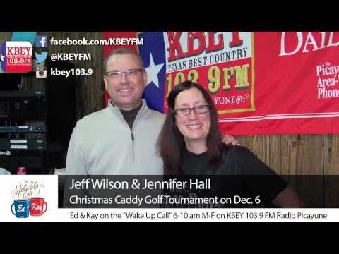 Christmas Caddy Golf Tournament Dec  6 | KBEY 103 9 FM