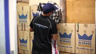 Video: Packing your items in to Storage