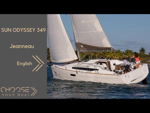 Jeanneau Sun Odyssey 349 Shoal Keel video