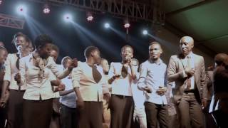 Ambassadors of Christ 20th anniversary Celebrations performing a Tribute to Congo