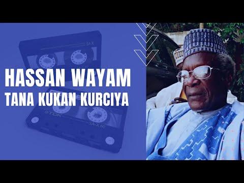Hassan Wayam  - Tana Kukan kurciya