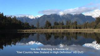 preview picture of video 'Kiwi County New Zealand - Free DVD for Kershaw House Luxury Accommodation Guests Nelson New Zealand'
