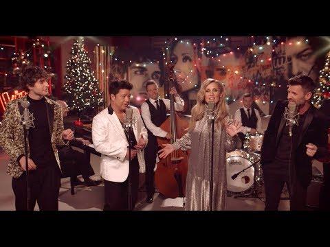 Download LA VOIX - Le Noël formidable des coachs de La Voix! - #LaVoixTVA Mp4 HD Video and MP3