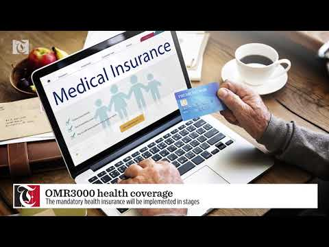 OMR3,000 health insurance cover for Omanis, expats