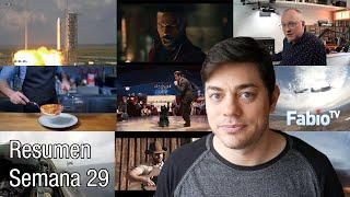 FabioTV - Resumen Semana 29 - 2020