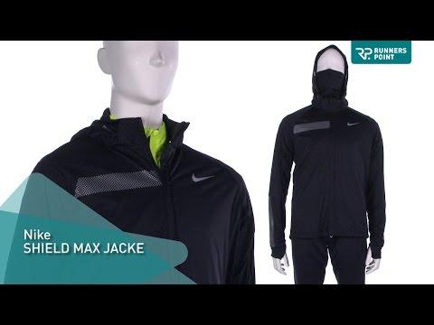 Nike Shield Max Herren Laufjacke