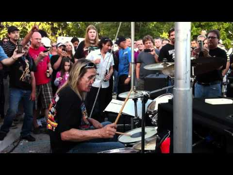 Nicko McBrain - Number of The Beast 12-12-2010