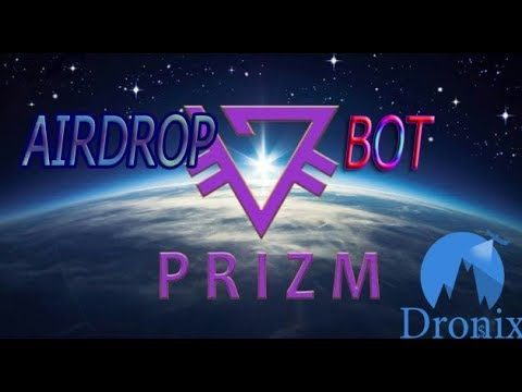 AirDropPirzmbot как заработать 1 PZM