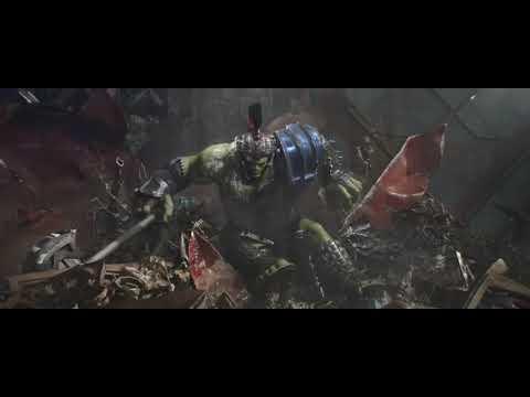 Thor vs Hulk Full Fight Part 2 - Thor Ragnarok