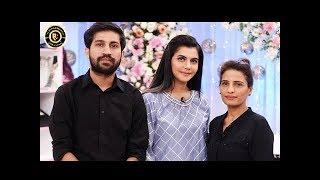 Good Morning Pakistan - Aneela Murtaza & Wajid Khan - Top Pakistani show