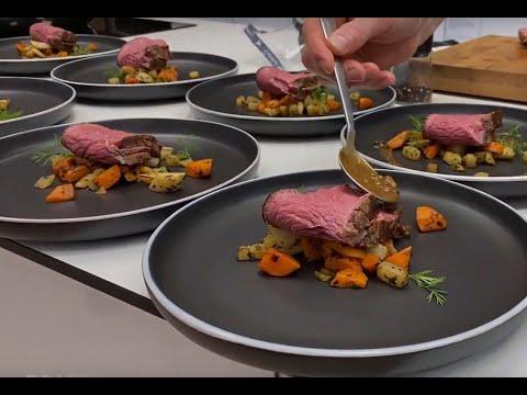 Předváděcí vaření v konvektomatu a parní troubě