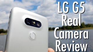 LG G5 Real Camera Review: Dual Camera Fun