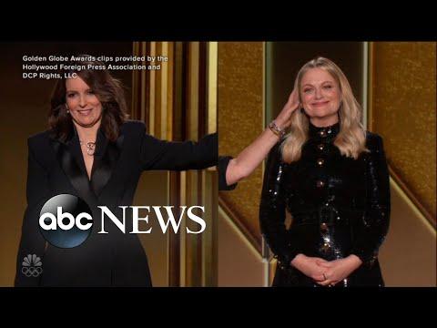 2021 Golden Globes highlights l ABC News