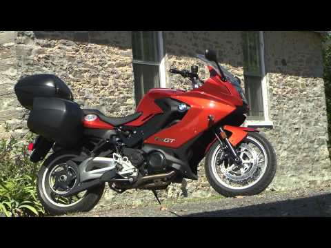 2014 Road Test: BMW F800GT